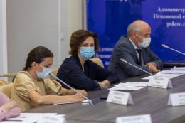 Вопросы вакцинации и восстановления численности населения на рынке труда в регионе обсудили в Пскове