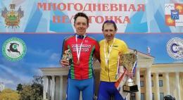 Псковский спортсмен стал победителем в 66-й многодневной велогонке