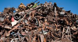 Прокуратура прекратила деятельность пункта приема металлов в В.Луках, который действовал без лицензии