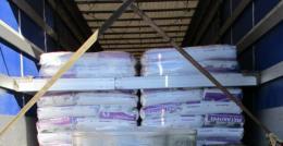 16,7 тонн продуктов для кормления домашних животных  не пропустили в Россию