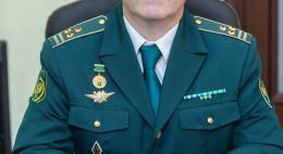 Начальнику Псковской таможни Сергею Дьячкову присвоили звание генерал-майора