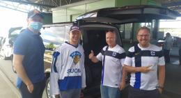 Больше 200 иностранцев проехали через Псков, чтобы попасть на Чемпионат Европы по футболу Евро-2020