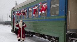 В новогодние каникулы будет назначено более 360 дополнительных рейсов поездов через Великие Луки
