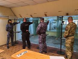 Псковские Росгвардейцы стали призерами в соревнованиях по стрельбе