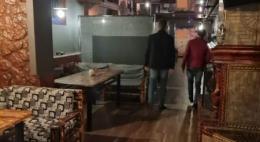 В майские выходные сотрудники полиции провели рейд по кальянным Пскова