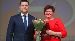 Губернатор принял участие в праздновании25-летияобразования Избирательной системы РФиПсковской области