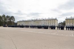 Госнаграды получили лучшие псковские бойцы специального назначения