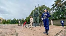 Псковские юнармейцы почтили память бойцов Курской битвы