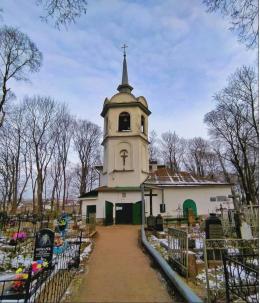 Экскурсию для псковичей проведут по Дмитровскому кладбищу