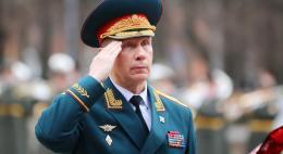 Директор Росгвардии генерал армии Виктор Золотов поздравил личный состав с Днем вневедомственной охраны
