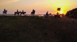 Исторический конный поход, посвященный 800-летию со дня рождения князя Александра Невского, прибудет в Изборск