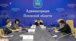 Первое заседание рабочей группы по реализации программы газификации области прошло в Пскове