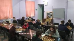 В Пскове стартовало открытое Первенство города среди юношей и девушек до 17 и 19 лет по шахматам
