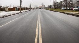 Отрезок дороги на улице Инженерной сдан после ремонта