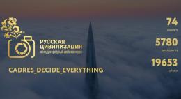 Объявлен старт V международного фотоконкурса «Русская цивилизация»