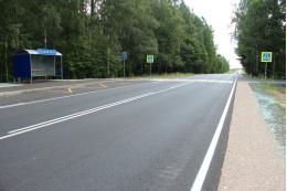 Принята после ремонта дорога Старый Изборск – Палкино – Остров
