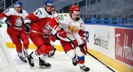 Сборная России проиграла Чехии на молодежном чемпионате мира