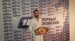 Артур Акавов назначен исполняющим обязанности директора псковского «Ледового дворца»