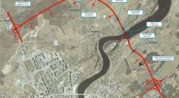 Объявлен конкурс на продолжение строительства Северного обхода города Пскова
