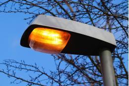 До конца года на улице Новгородской выполнят работы по устройству сетей наружного освещения
