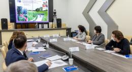 В Пскове обсудили концепцию парка на горе Соколиха у монумента Александру Невскому