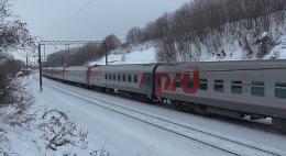 Меняется расписание движения фирменного поезда Псков - Москва