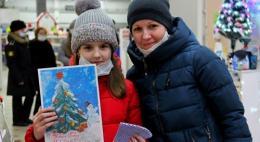 В Пскове прошел новогодний марафон «Время дарить сказку»