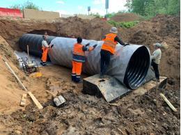 Реконструкция дороги Сиверст – Поречье началась с обследования территории на взрывоопасные предметы