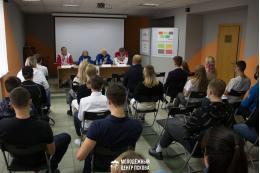 Чемпионы олимпийских игр посетили псковский Молодёжный центр