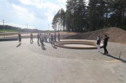 В Себежком районе планируется установить памятник «Зарождение Знамени Победы»