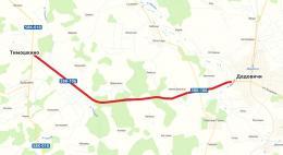 На средства «дорожного» нацпроекта приведут в порядок 10,5 км трассы Дубровка - Дедовичи
