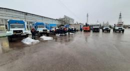В Пскове прошли учения энергетиков по ликвидации последствий стихии