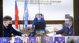 В Пскове прошло совещание по вопросам обеспечения безопасности в период майских праздников
