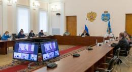 В Псковской области обсудили ситуацию по противодействию распространения АЧС