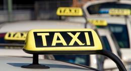 С начала года для таксистов начали действовать новые правила перевозок
