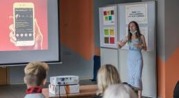 В Пскове прошёл мастер-класс «Instagram как воплощение личности»