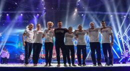 Театрализованное гимнастическое шоу Алексея Немова посетят воспитанники великолукскойдетско-юношескойспортивной школы