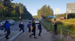 Госавтоинспекция запускает челлендж «Безопасная дорога в школу!»