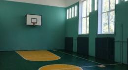 В Дубишенской школе Дедовичского района по нацпроекту отремонтирован спортивный зал