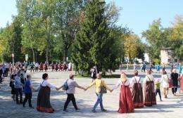 Фестиваль «Мы живем на границе»  прошёл в Пыталово