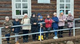Дети с ограниченными возможностями посетили экскурсию в Пушкинских Горах в честь Дня туризма