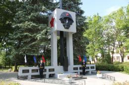 77-ю годовщину освобождения от немецко-фашистских захватчиков отметил Пыталовский район