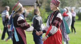 Фестиваль «Сетомаа. Семейные встречи» прошёл в Псковской области