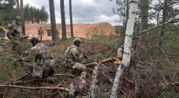 Сотрудники СОБР Росгвардии по Псковской области стали призерами соревнований по тактической стрельбе