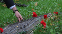 Память защитников города во время осады войсками Стефана Батория почтили в Пскове